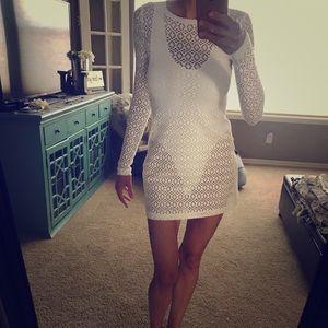 Nanette Lepore hypnotized dress